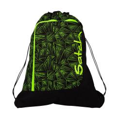 Мешок-рюкзак для обуви Green Bermuda