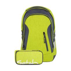 Рюкзак Satch Sleek Plus Ginger Lime