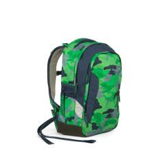 Рюкзак Satch Sleek Green Camou с наполнением